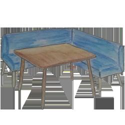 椅子・チェアーアイコン